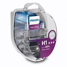 12258VPS2 VisionPlus car headlight bulb