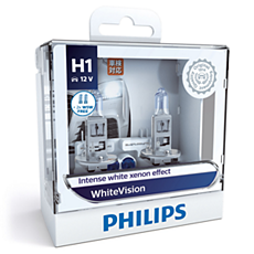 12258WHVSM WhiteVision Headlight bulb