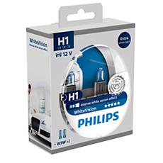 12258WHVSM WhiteVision car headlight bulb