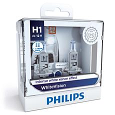 12258WHVSM -   WhiteVision หลอดไฟหน้า