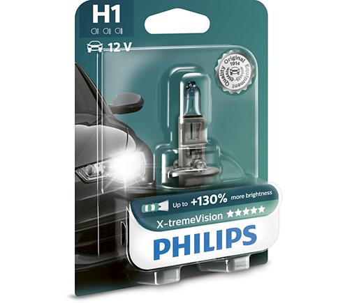 Populair X-tremeVision koplamp auto 12258XVB1 | Philips TJ22