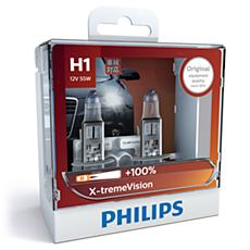12258XVS2 X-tremeVision Headlight bulb