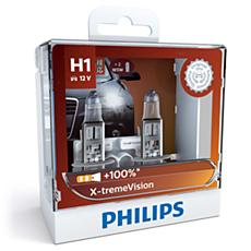 12258XVSM X-tremeVision Headlight bulb