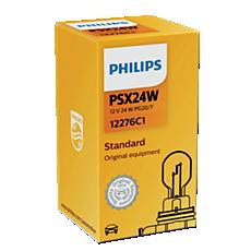12276C1 Standard Luzes interiores e de sinalização convencionais