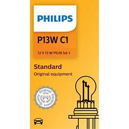Standard Стандартные лампы для салона и сигнальные лампы