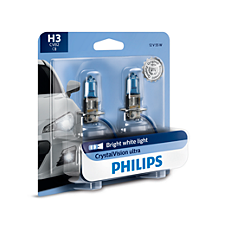 12336CVB2 -   CrystalVision ultra upgrade headlight bulb