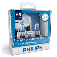 12336DVS2 DiamondVision Headlight bulb