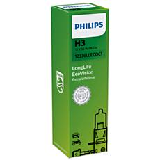 12336LLECOC1 LongLife EcoVision Headlight bulb