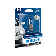 12336WHVB1 -   WhiteVision car headlight bulb