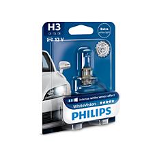 12336WHVB1 WhiteVision Bola lampu depan