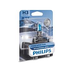 12336WVUB1 WhiteVision ultra car headlight bulb