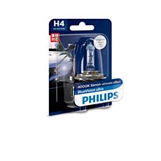 12342BVUB1 -   BlueVision ultra Headlight bulb