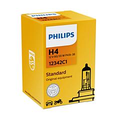 12342C1/40 Standard lámpara para faros delanteros de auto