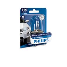 12342CVB1 CrystalVision Headlight bulb
