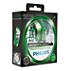 ColorVision Grønn frontlyktpære for bil