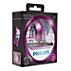 ColorVision Lâmpada roxa para faróis de automóveis