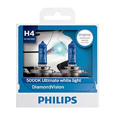 12342DVS2 DiamondVision หลอดไฟหน้า