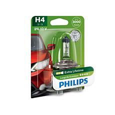 12342LLECOB1 -   LongLife EcoVision car headlight bulb