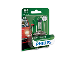 12342LLECOB1 LongLife EcoVision Headlight bulb
