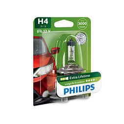 LongLife EcoVision lampadina fari auto