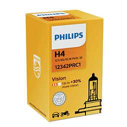 Vision лампа для передніх фар