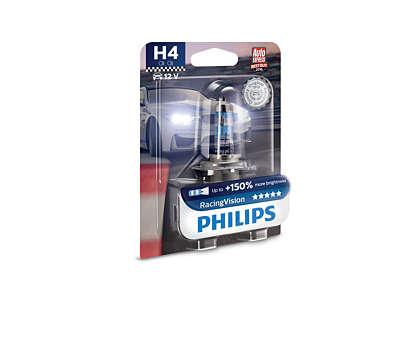 Wahrscheinlich die stärkste jemals zugelassene Halogenlampe