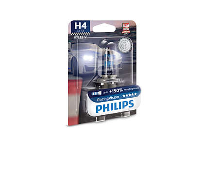 Maybe the strongest legal halogen bulb ever built