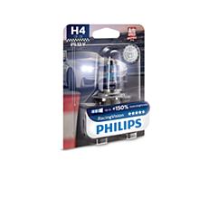 12342RVB1 RacingVision car headlight bulb