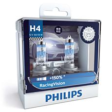 12342RVS2 RacingVision car headlight bulb