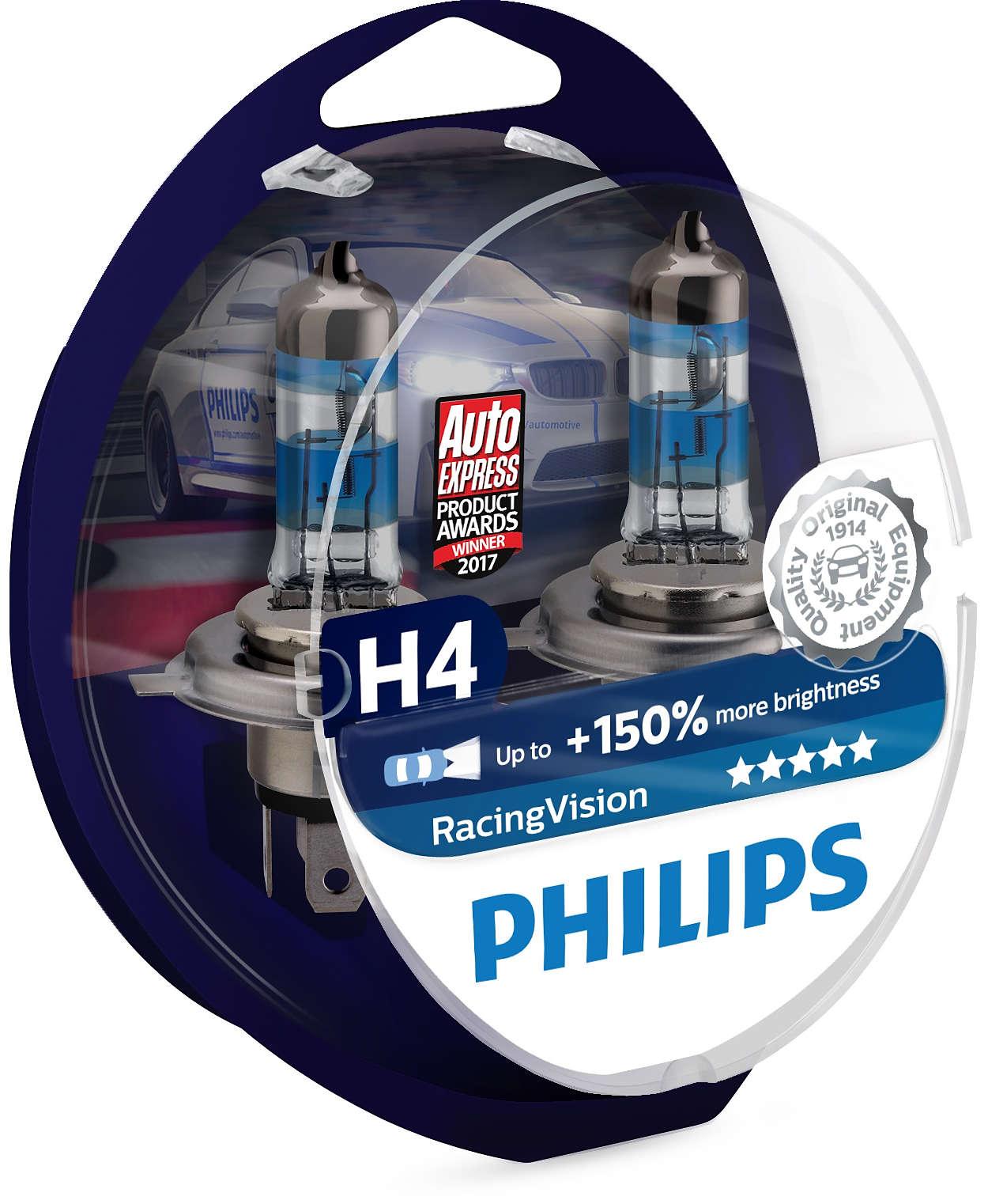 Provavelmente, a lâmpada de halogéneo legal mais resistente