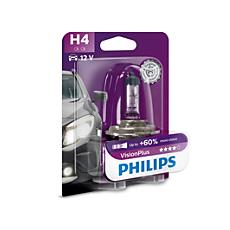 12342VPB1 VisionPlus car headlight bulb