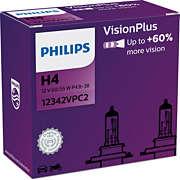 VisionPlus bombilla para faros delanteros de coches