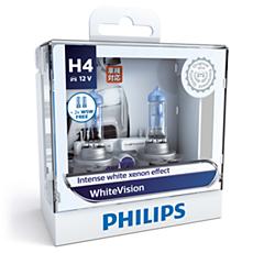 12342WHVSM WhiteVision 頭燈燈泡