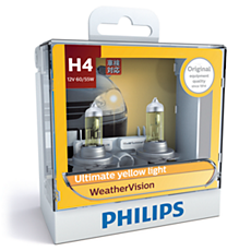 12342WVS2 WeatherVision Headlight bulb