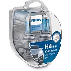 12342WVUSM -   WhiteVision ultra car headlight bulb