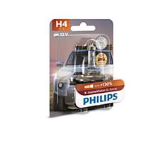 12342XVGB1 X-tremeVision G-force car headlight bulb
