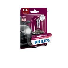 12342XVPB1 -   X-tremeVision Plus Headlight bulb