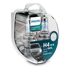 12342XVPS2 X-tremeVision Plus Headlight bulb