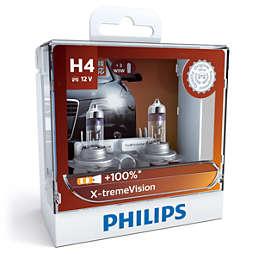 X-tremeVision 頭燈燈泡