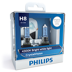 12360CVS2 -   CrystalVision Headlight bulb