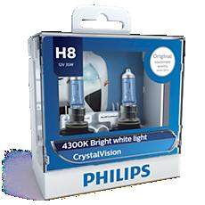 12360CVS2 CrystalVision 頭燈燈泡