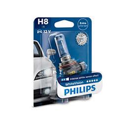 WhiteVision Fahrzeugscheinwerferlampe