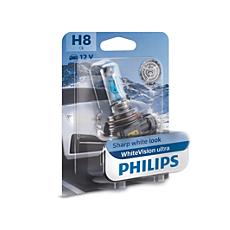 12360WVUB1 WhiteVision ultra car headlight bulb