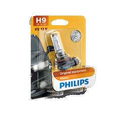 12361B1 Standard car headlight bulb