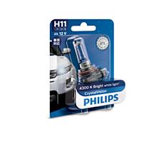 12362CVB1 CrystalVision Headlight bulb