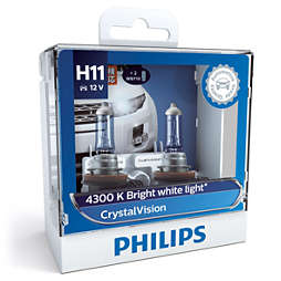 CrystalVision Headlight bulb