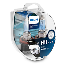 12362CVUSM CrystalVision ultra lâmpadas para faróis automotivos