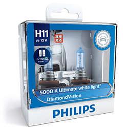 DiamondVision car headlight bulb