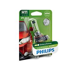 12362LLECOB1 -   LongLife EcoVision žárovka do automobilového světlometu