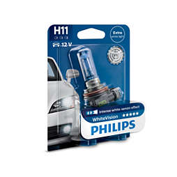 WhiteVision Headlight bulb